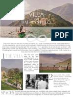 Villa Del Balbianello 2017