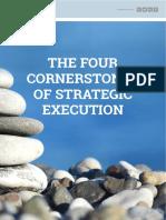 The Four Cornerstones of Strategic Execution 06