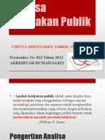 Analisa Kebijakan Publik.pptx