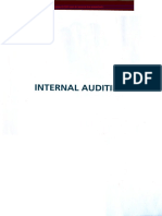 Internal Auditing Kurt F Reding