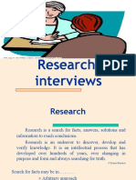 Research Ppt