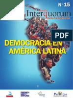 Revista Interquorum Nueva Generación Nro 15