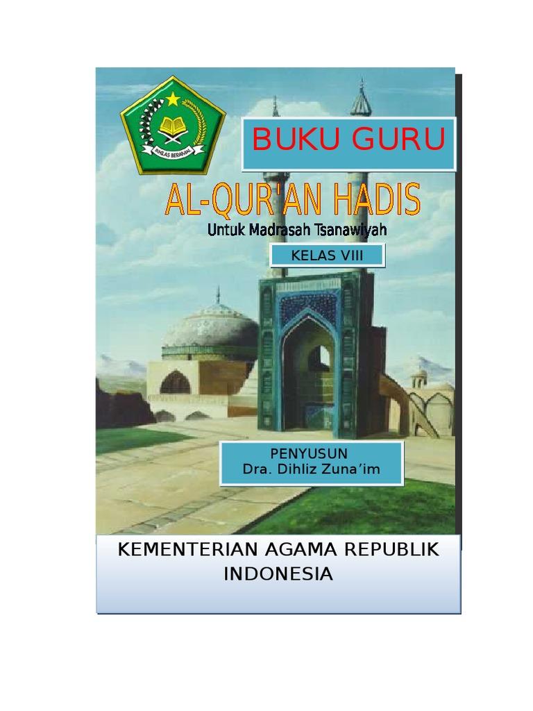 Buku Guru Kementerian Agama Republik Indonesia