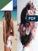 Diy Flower Crown Hair Accessory Spring Summer