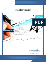 Weekly Report on Equity