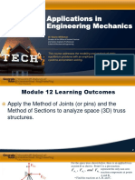 Cdf089b6363208ea9fce7885a6d9bcf2 Module 12 Applications in Engineering Mechanics
