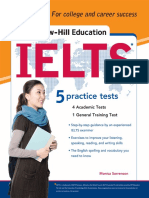 McGraw-Hill Education IELTS by Monica Sorrenson [Dr.soc]