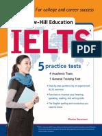 McGraw-Hill Education IELTS by Monica Sorrenson [Dr.soc]