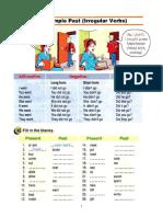 Past Simple- Irregular Verbs-2º Eso (2)