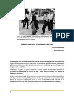 Paramilitarismo, Democracia y Estado