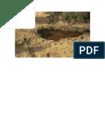 Pozo de Agua Amarga en El Sitio de Aín Musa Lugar Donde Probablemente Se Ubicó Mara Éxodo 15 23