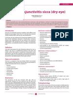 Keratoconjungtivitis Sicca _ Dry Eye