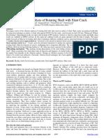 Vibration Analysis of Rotating Shaft with Slant Crak.pdf