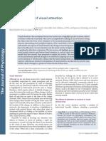 2011_JP_Neural Basis of Visual Attention_Bisley