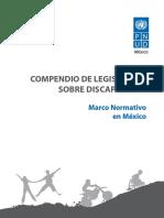 05 Comp Legis Disca Marco Normativo Mexico