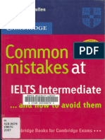 Impt Common Mistakes in IELTS