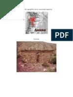 Ubicación Geográfica de La Comunidad Apatama