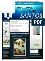 Santa Teresita, Oracion de Las 24 Glorias Para Una Peticion Imposible _ Oraciones a Los Santos