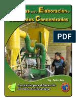 Tecnicas Para La Produccion de Concentrado
