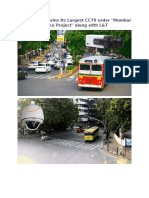 Mumbai CIty Surveillance - Infinova