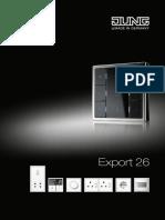 JUNG Catalogue Export 26