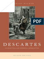 Georges Dicker-Descartes_ an Analytical and Historical Introduction-Oxford University Press (2013)