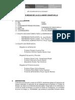 Plan Gestion Riesgo d Chaupi 2017