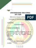 Etnomedicina Andina en El Ecuador