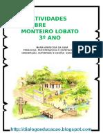 Monteiro Lobato 3ano