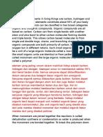 Hasil Translate Karbonhidrat, Protein Dan Asam Amino