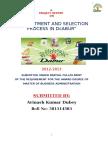 dabur HR project.doc