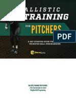 Driveline Baseball 8 Week Program