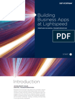 Ebk Building Apps Lightspeed Servicenow Platform