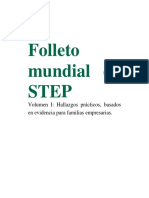 STEP Global Booklet (Spanish) May 20 2012