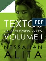 Textos Complementares Vol.1 - Nessahan Alita.epub