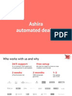 Ashira [Takeprofit Technology]
