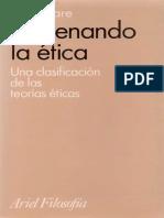 Hare R M Ordenando La Etica Una Clasificacion de Las Teorias Eticas