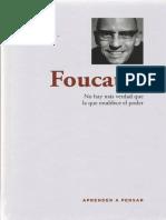 Fortanet Joaquin Foucault