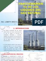 Fraccionamiento de Liquidos Del Gn