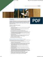 Procedures for HVAC System Design and Installation