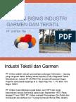 Proses Bisnis Industri Tektile