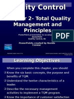 Lec # 3, 4 ,5 (Total Quality Management)_editted