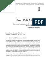 Caso Café Altomayo