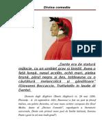 ,, Divina Comedie'' Dante