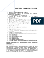 Manual de Auditoria Financiera Forense