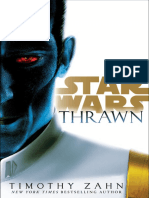 Star Wars Thrawn - 50 Page Friday Final