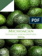 Michoacan Infografia Agroalimentaria 2016