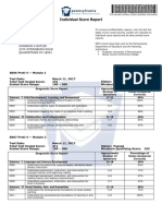 prek-4 pect scores
