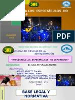 Impuesto a Los Espectáculos No Deportivos-2