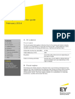 Ey Tax Guide Burkina Faso February 2014